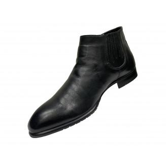 Ботинки мужские Giovanni Ciccioli черного цвета