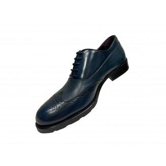 Туфли мужские Vito Della Mora синие