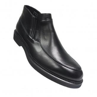 Ботинки мужские Rossi черного цвета