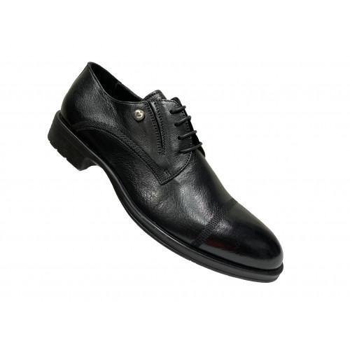 Туфли мужские Vito Della Mora черные