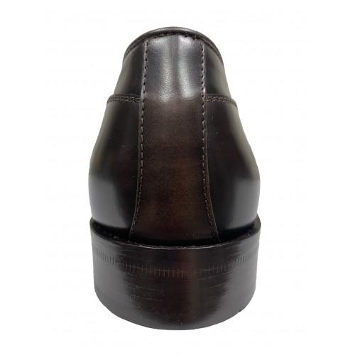 Туфли мужские Vito Della Mora коричневые