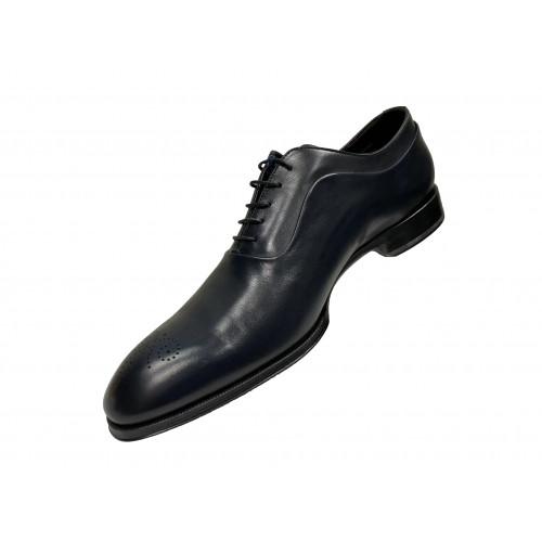 Туфли мужские Franceschetti коричневого цвета