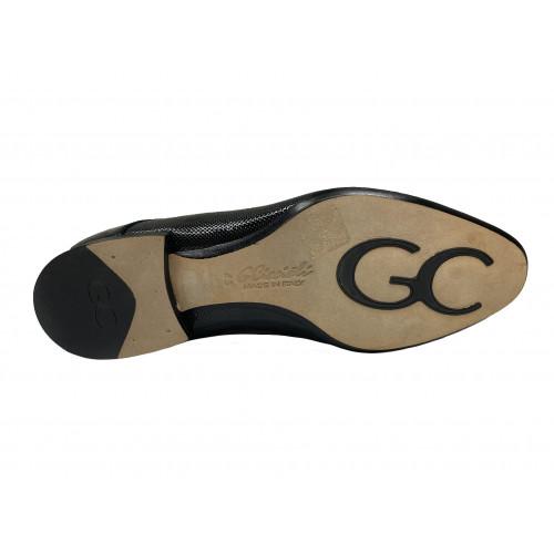 Туфли мужские Giovanni Ciccioli темно-серые