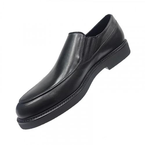 Туфли мужские Rossi черного цвета